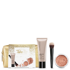bareMinerals Take Me With You 3 Piece Complexion Rescue Try Me Kit - Buttercream