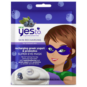 Yes To Blueberries Skin Recharging Super Eye Mask