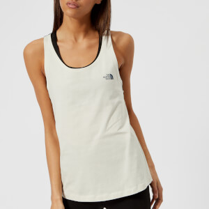 The North Face Women's Redbox Sleeveless T-Shirt - Vintage White