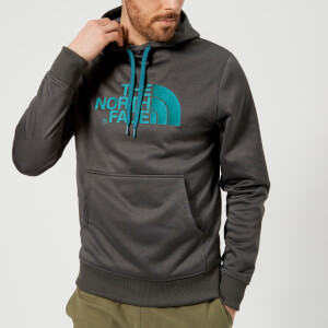 The North Face Men's Mc Drew Peak Hoodie - Asphalt Grey Dark Heather