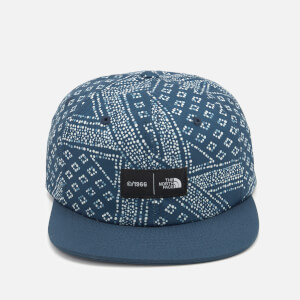 The North Face Men's Pack Unstructured Hat - Shady Blue Bandana Print