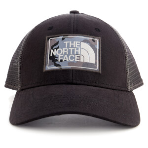 The North Face Mudder Trucker Hat - TNF Black/Asphalt Grey Camo
