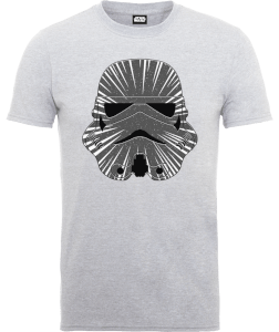 Star Wars Hyperspeed Stormtrooper T-Shirt - Grey