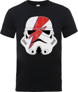 T-Shirt Homme Stormtrooper Glam - Star Wars - Noir
