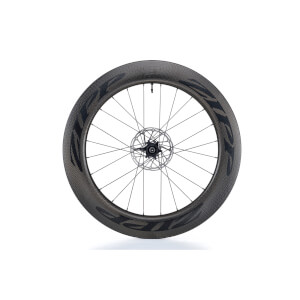 Zipp 808 Firecrest Carbon Clincher Tubeless Disc Brake Rear Wheel