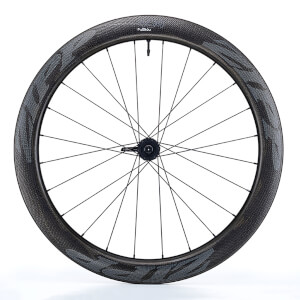Zipp 404 NSW Carbon Clincher Tubeless Disc Brake Front Wheel