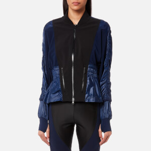adidas by Stella McCartney Women's Run Wind Jacket - Collegiate Navy