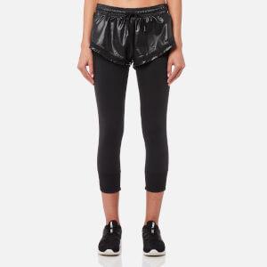 adidas by Stella McCartney Women's Essential Short Over Tights - Black
