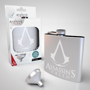 Assassin's Creed Logo Hip Flask