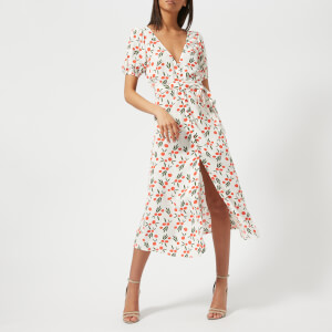 Bec & Bridge Women's Orangina Midi Dress - Print