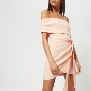 Bec & Bridge Women's Marvellous Mini Dress - Peach