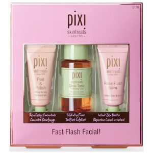 Conjunto Fast Flash Facial! da PIXI 139 g