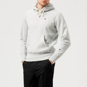 Champion Men's Overhead Hoody - Grey