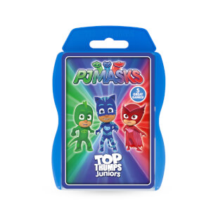 Top Trumps Junior Card Game - PJ Masks Edition