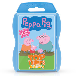 Top Trumps - Junior Peppa Pig