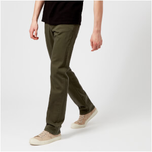 7 For All Mankind Men's Slimmy Luxe Performance Jeans - Khaki