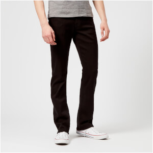 7 For All Mankind Men's Slimmy Luxe Performance Plus Jeans - Black