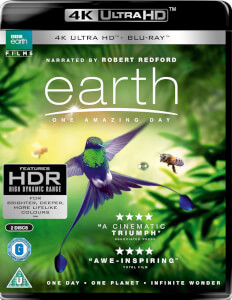 Earth - One Amazing Day - 4K Ultra HD