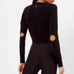 Pepper & Mayne Women's Long Sleeve Body - Pitch Black