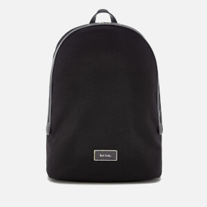 Paul Smith Accessories Men's Trim Detail Rucksack - Black