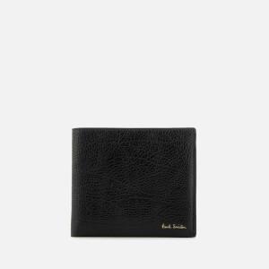 Paul Smith Accessories Men's Leather Billfold Wallet - Black