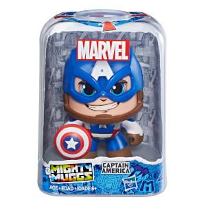 Figurine Mighty Muggs Marvel - Captain America