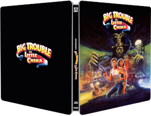 Big Trouble in Little China - Zavvi Exclusive Limited Edition Steelbook: Image 3