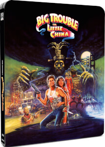 Big Trouble in Little China - Zavvi Exclusive Limited Edition Steelbook: Image 1