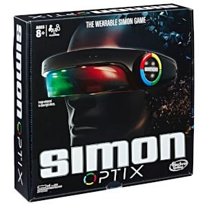 Hasbro Gaming Simon Optix