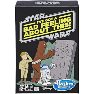 Hasbro Gaming Star Wars Party Game