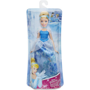 Disney Princess Cinderella Royal Shimmer Fashion Doll