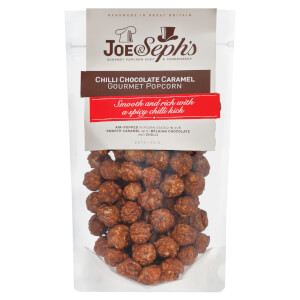 Joe & Sephs Chilli-Schoko Popcorn - 120g