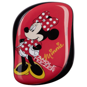 Tangle Teezer Compact Styler Minnie Mouse Rosy Red Hairbrush
