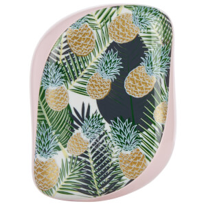Tangle Teezer Compact Styler Pineapples & Palms Detangler Hairbrush