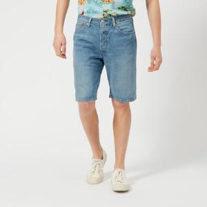Levi's Men's 501 Hemmed Shorts - Livin Easy