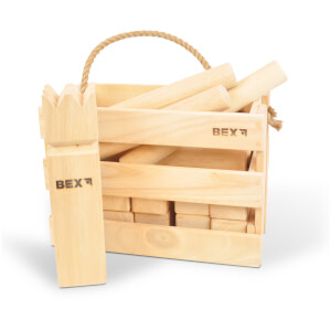 BEX Kubb Original in Wooden Box