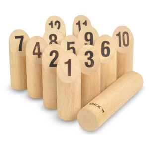 BEX Number Kubb Original Game