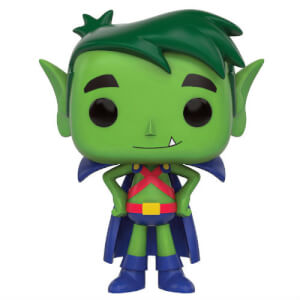 Teen Titans Go! Beast Boy as Martian Hunter EXC Pop! Vinyl Figure