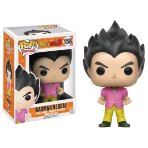 Dragon ball Z Badman Vegeta EXC Figura Pop! Vinyl