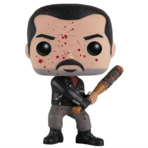 The Walking Dead Bloody Negan EXC Pop! Vinyl Figure