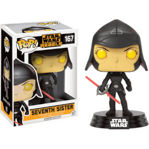 Figura Funko Pop! EXC. Séptima Hermana - Star Wars Rebels