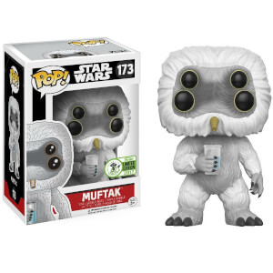 Star Wars Muftak ECCC 2017 EXC Pop! Vinyl Figure