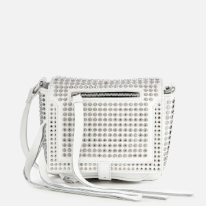 McQ Alexander McQueen Women's Mini Cross Body Bag - White
