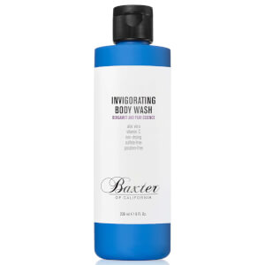 Baxter of California Invigorating Body Wash 236ml - Bergamot and Pear