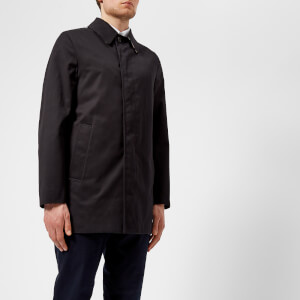 Aquascutum Men's Berkley Raincoat - Navy