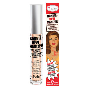 Жидкий хайлайтер theBalm Bonnie-Dew Manizer Liquid Highlighter