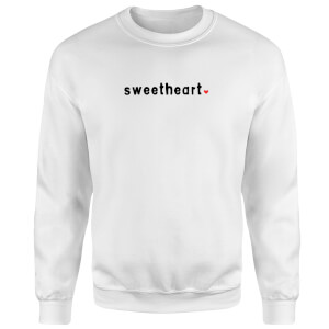 Sweat Homme Sweetheart - Blanc