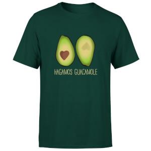 Hagamos Guacamole T-Shirt - Forest Green