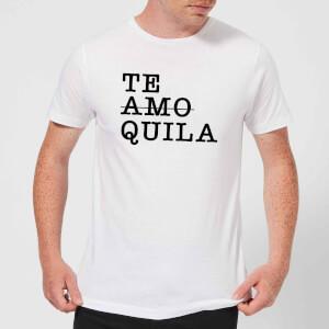Te Amo/Quila T-Shirt - White
