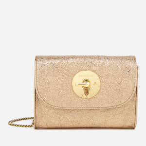 See By Chloe Women's Lois Clutch Bag - Sandy Brown